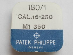 Patek Philippe Cal. 16-250 Complete Barrel New Watch Movement Part 180/1 Sealed