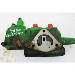 Used Selective Control Valve Compatible With John Deere 7720 7630 7920 7820