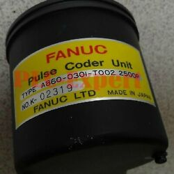 1pc Fanuc Used A860-0301-t002 Tested In Good Condition A8600301t002 Tested Fully