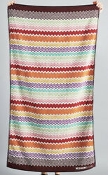 Missoni Home Rufus Terry Beach Towel Rachel Zoe Box of Style NEW Retail $220