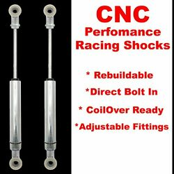 1973 - 1976 Dodge Charger Rear Performance Shocks - Pair 1953 Plymouth