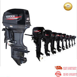 6hp Outboard Motor Fishing Boat Engine Updated And 2 Stroke Water Cooled New