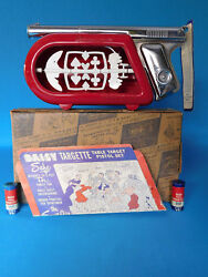 Vintage Daisy Targette .118 Pistol Complete As Sold New Extremely Rare Box