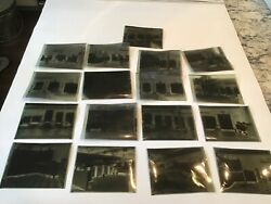 Lansdale Pa Ice And Storage Co 1930s Photo Negative Lot Floor Display Fridge Stove
