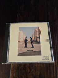 Ck 33453 Cbs Pink Floyd Wish You Were Here Cd Killer Sound Early Press 0500004