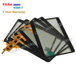 New Screen Touch Panel For Inno View 7 V7 Fiber Fusion Splicer Lcd Screen Panel