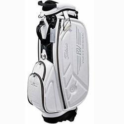 TITLEIST Golf Men's Stand Caddy Bag VOKEY DESIGN 9.5 x 47 in 4.6kg CBS9VW White $544.69