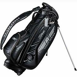 TITLEIST Golf Men's Stand Caddy Bag VOKEY DESIGN 9.5 x 47 in 4.6kg CBS9VW Black