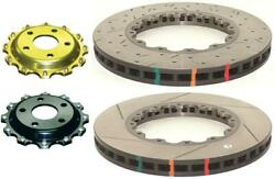 Dba For 12+ Nissan Gt-r W/ Brembo Hats T3 5000 Series Replacement Rotor - Dba5