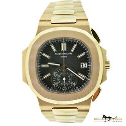 BRAND NEW PATEK PHILIPPE Nautilus 59801R-001 Rose Gold Box & Papers (P-4)