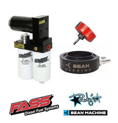 Fass 220 Gph Fuel Lift Pump And Sump For 2017-2019 Ford Powerstroke 6.7l Diesel