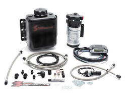 Snow Performance Stg 3 Boost Cooler Di 2d Map Prog. Water Injection Kit Ss Brai