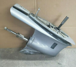 Volvo Penta Dps-b Lower Unit 21119761 Duo Prop Outdrive 2.14r