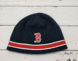 Boston Red Sox MLB Child Size Winter Hat Snow Hat Red Sox Kids Baseball Beanie $8.46