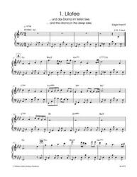 Dance On Deep Waters E Knecht Piano Bandaumlrenreiter-verlag Learn To Play Music Book