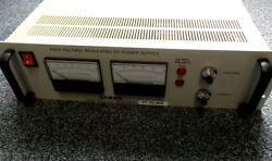 Gamma High Voltage Research Rr15-12r/220/m678 Hv Power Supply Used