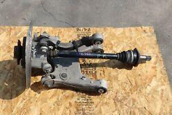 Right Rear Side Suspension Axle Spindle Hub Carrier Oem Bmw F01 F02 F04