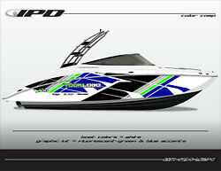 Ipd Boat Graphic Kit For Yamaha 242 Limited Sx240 Ar240 Rm Design
