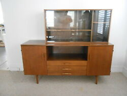 Paul Mccobb Planner Group Credenza Hutch Winchedon Furniture Co. Mcm 1958