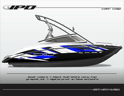 Ipd Boat Graphic Kit For Yamaha Sx190 Sx192 Ar190 And Ar192 Gh Design