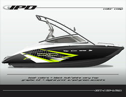 Ipd Boat Graphic Kit For Yamaha 212x, 212ss, Sx210, And Ar210 Ns Design