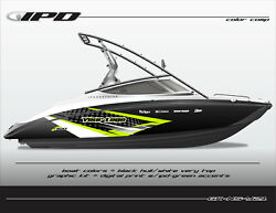Ipd Boat Graphic Kit For Yamaha 212x 212ss Sx210 And Ar210 Ns Design