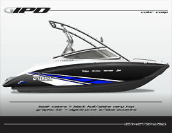 Ipd Boat Graphic Kit For Yamaha Sx190 Sx192 Ar190 And Ar192 Stb Design