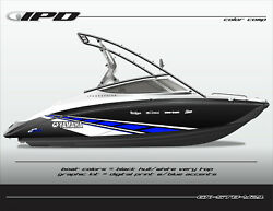 Ipd Boat Graphic Kit For Yamaha Sx190, Sx192, Ar190 And Ar192 Stb Design