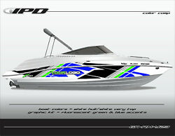 Ipd Boat Graphic Kit For Yamaha 232 Limited Sx230 Ar230 Rm Design
