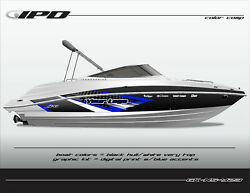 Ipd Boat Graphic Kit For Yamaha 232 Limited, Sx230, Ar230 Ns Design