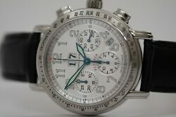 Maurice Lacroix Aviator Annual Calendar Flyback