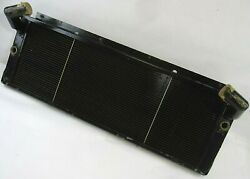 Maserati Bora Tipo Am 117 Fim Genuine New Old Stock Copper Water Radiator Nos