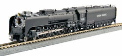 Kato N Scale Fef-3 4-8-4 Steam Locomotive Up Freight 838 Dc Dcc Ready 1260402