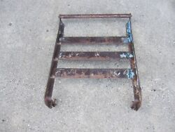 Vintage Bumper Guard Chevy Truck Pickup Ford Gmc Truck Rat Rod 1930s 1940s