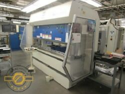 TRUMPF V85S 95Ton 8' LONG DELEM DA69 CNTRL CNC PRESS BRAKE NEW: 2001  RM
