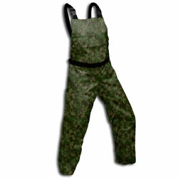 Chainsaw Protective Safety Bibs Camouflage Meet Osha Standards