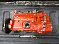 1975 1370 Case Diesel Farm Tractor Fuel Injector Pump Free Shipping