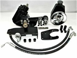 61 62 63 64 Ford F-100 F-250 Power Steering Conversion For 2wd Or 4wd