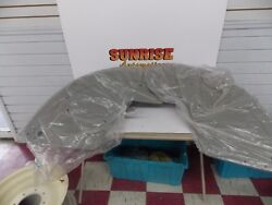 Nos Tractor Fenders Pair 40062352 And 40062353 New