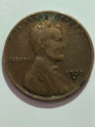 1932 D Lincoln Cent Wheat Penny -- Make Us An Offer P1230