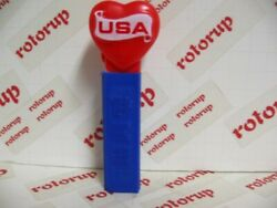 Pez Usa Heart Made For 2009 Presidential Inauguration. Special Order From Pez Co