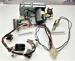 Westinghouse Spb Charge Gear Motor 1375d66g01 120vac Stock -y-14