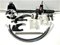 48 49 50 51 52 Ford Truck Rack And Pinion Power Steering Conversion