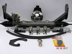 1955 1956 1957 Chevy Power Steering Rack And Pinion Conversion Quick-ratio Arms