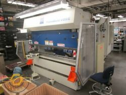 TRUMPF V85S 94Ton 8' LONG DELEM DA69 CNTRL CNC PRESS BRAKE NEW: 2001  RM