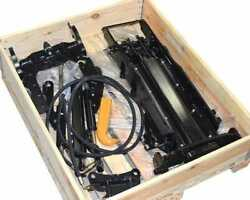 Hitch Assembly Compatible With Mccormick 230468a1