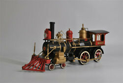 Legacy American Freedom Train T-1 Steam Locomotive whistle steam Home Decor Deal