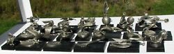Early Radiator Caps Mascots Hood Ornaments Franklin Mint Your Choice