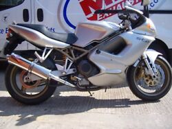 Ducati St2 1996-2003 Stainless Race / Road Legal Performance Motorbike Exhausts