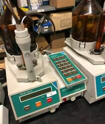 Kf Titrator, Metrohm 701 With 703 Stirrer And 701 Controller, Used